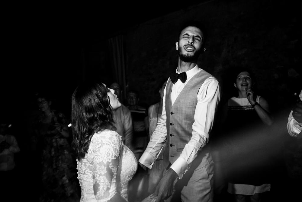 Danse infernale du marié