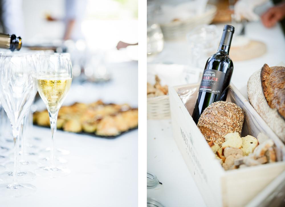 Champagne et vin au domaine d'en fargou