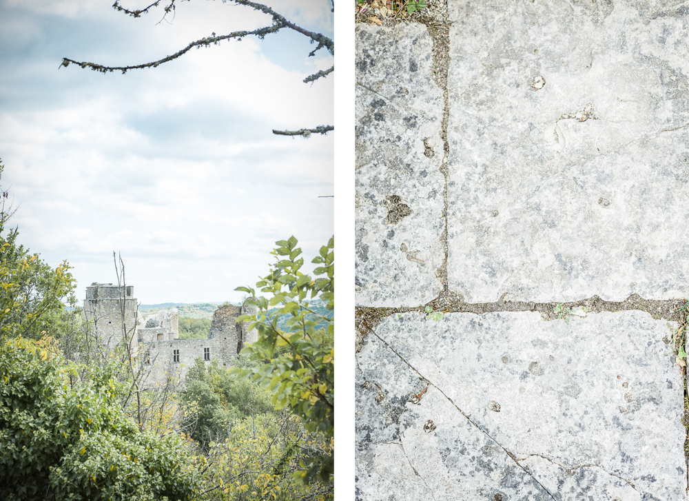 mariage au château de Roussillon à Castres