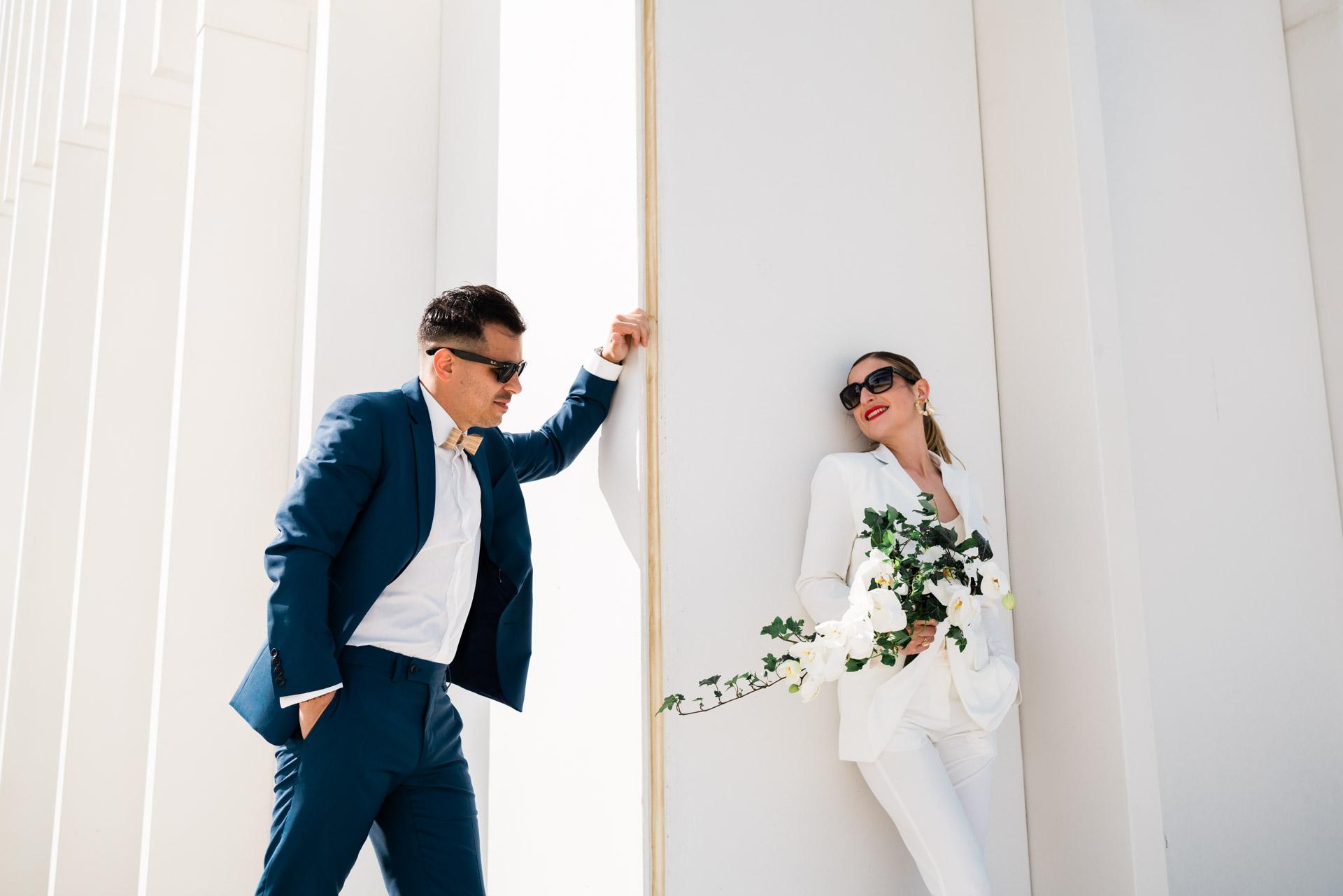 Mariage civil à Muret