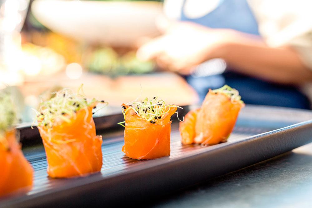 Sushi traiteur pour mariage
